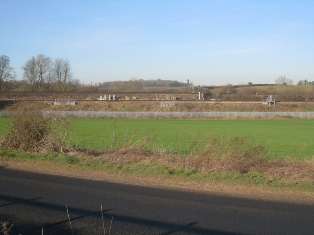 Farmland by Pack Lane
