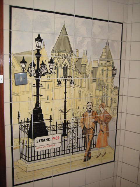 Tiled picture