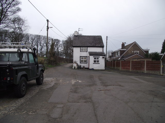 Cann Street, Tottington