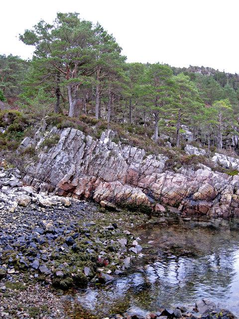 Shore of Loch Alsh