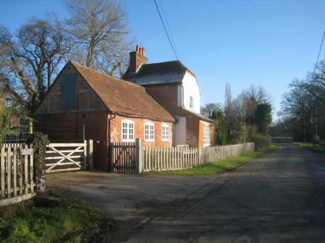 House in Whitehall hamlet