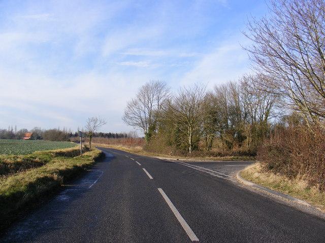 B1123 Harleston Road