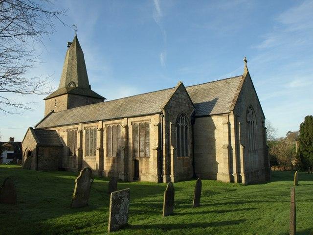 Church of St Peter, North Tawton