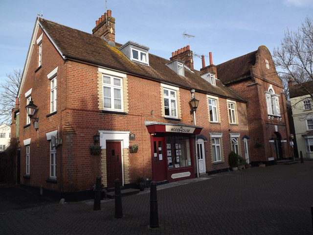 The Cornmarket, Wimborne