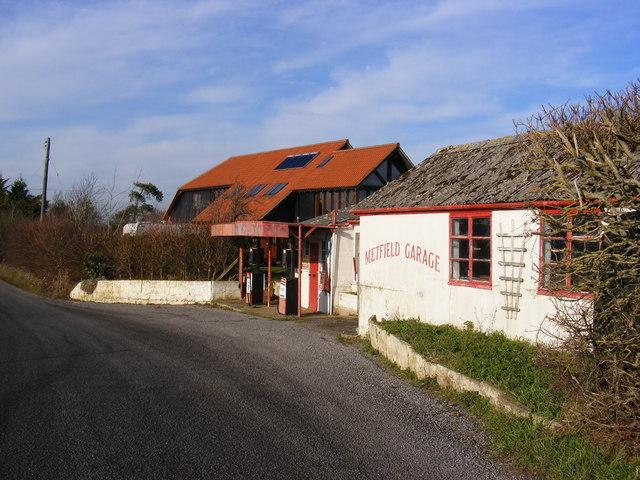 Metfield Garage