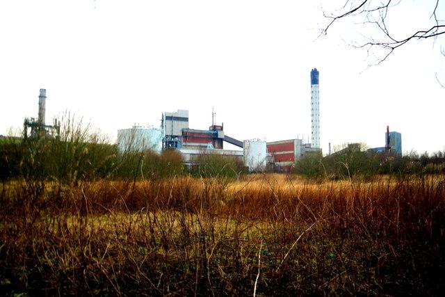 Fife Environmental Energy Park Westfield