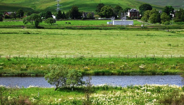 River Clyde in Upper Clydesdale