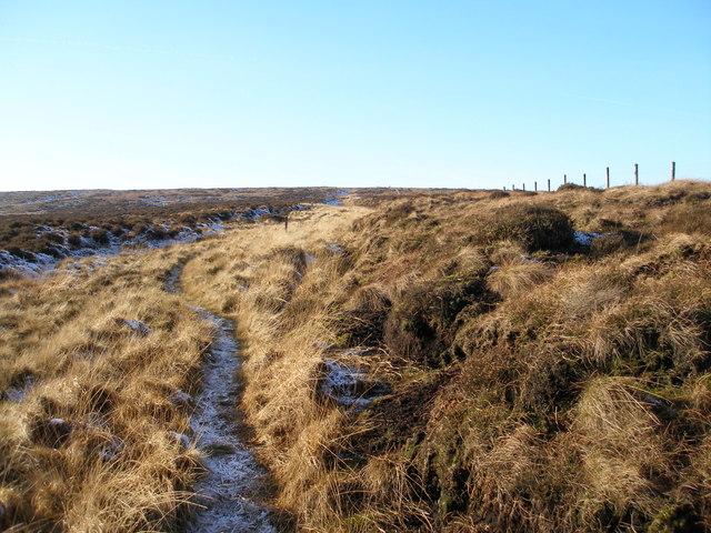 Permissive path to Hoof Stones Height