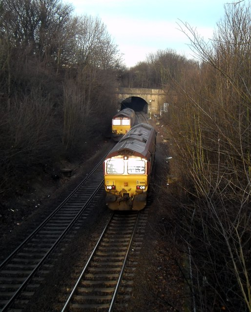 Brotherton Railway Line.