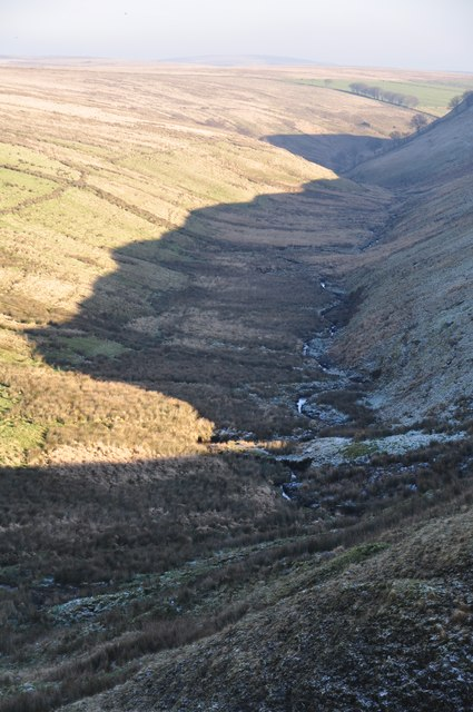 Exmoor : The River Exe