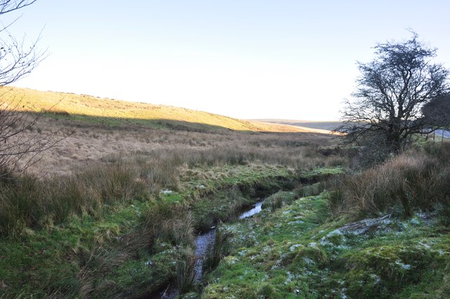 Exmoor : The River Exe