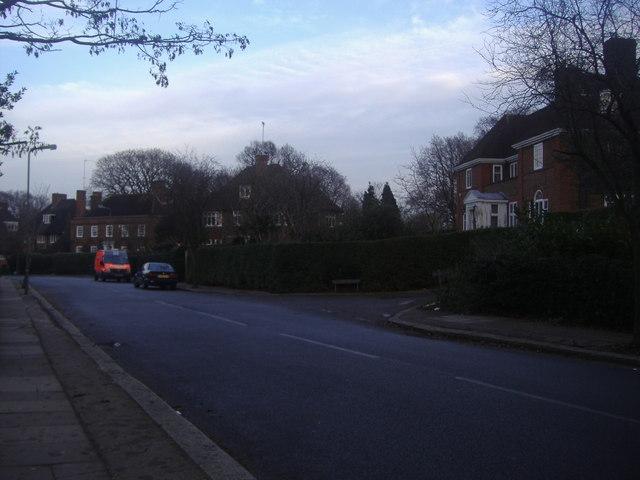 Wildwood Road, Hampstead Garden Suburb