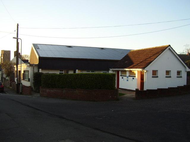 Woodbury village hall and toilets