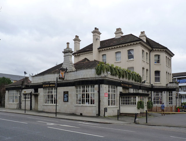 The Kings Arms, Acton Vale