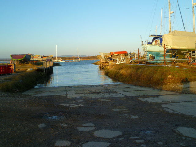 Slipway at West Itchenor