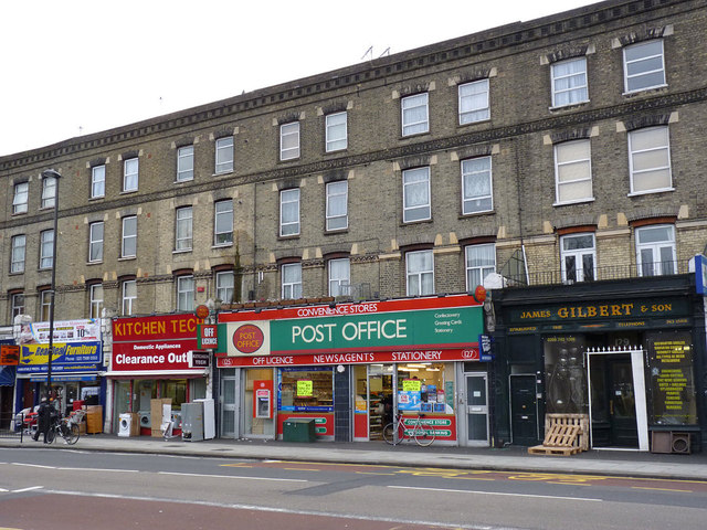 The Vale Post Office, Acton