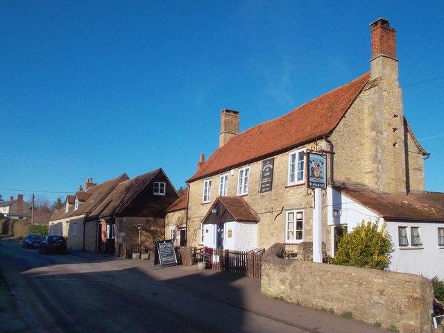 The Abingdon Arms, Beckley