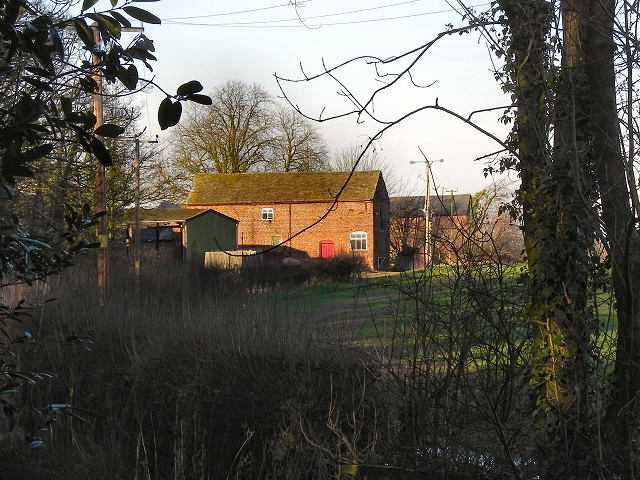 Ashley Hall Farm