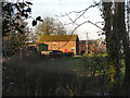 SJ7684 : Ashley Hall Farm by David Dixon