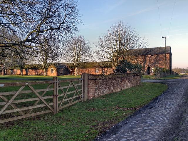 Ashley Hall Farm
