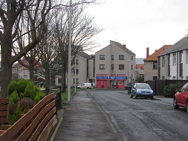 Wheatsheaf Lane, Dalkeith