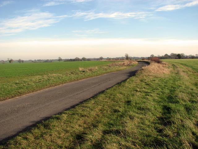 Lane to Rackham's Corner