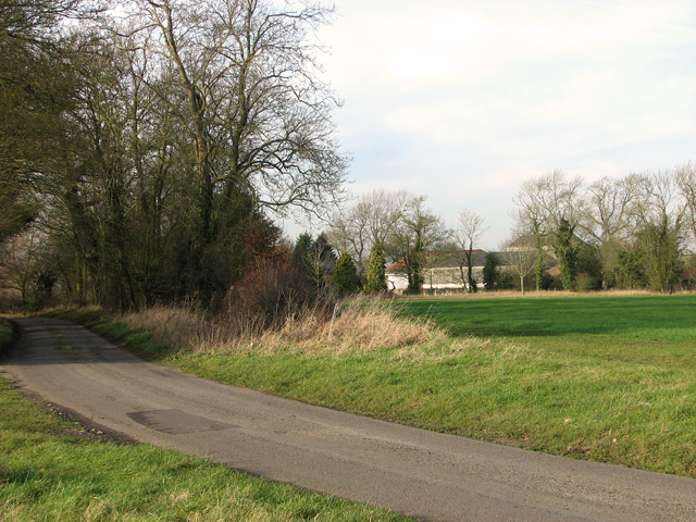 Fields by Redhouse Farm