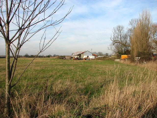 Farm sheds in Ashfield Green
