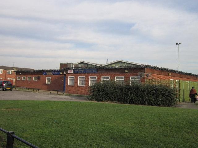 The Mitchell Community Centre, Goodrich Close