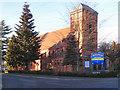 SJ7786 : Altrincham United Reformed Church (Trinity Hale Church) by David Dixon