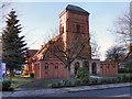 SJ7786 : Trinity Hale (Altrincham United Reformed) Church by David Dixon