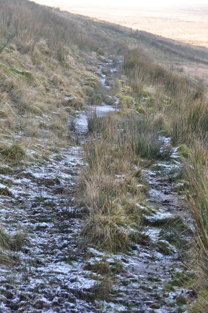 Exmoor : Path to Exe Head