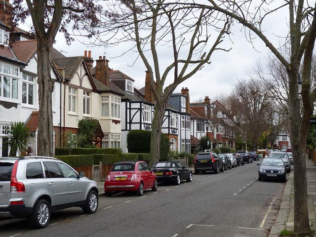 Blenheim Road, Bedford Park