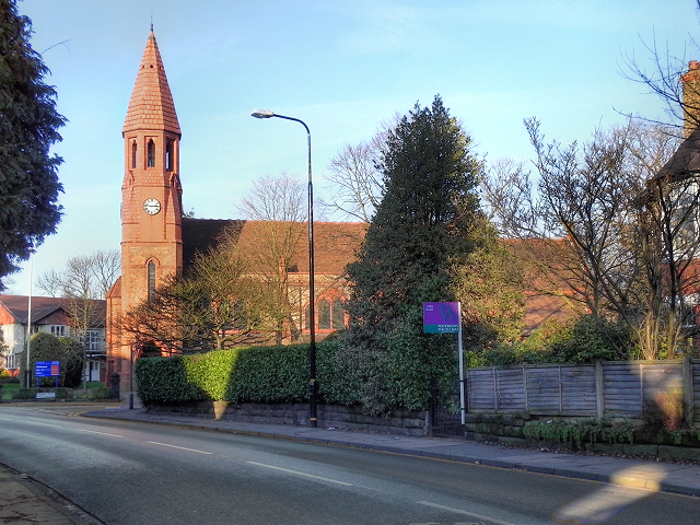 St Peter's Church, Hale