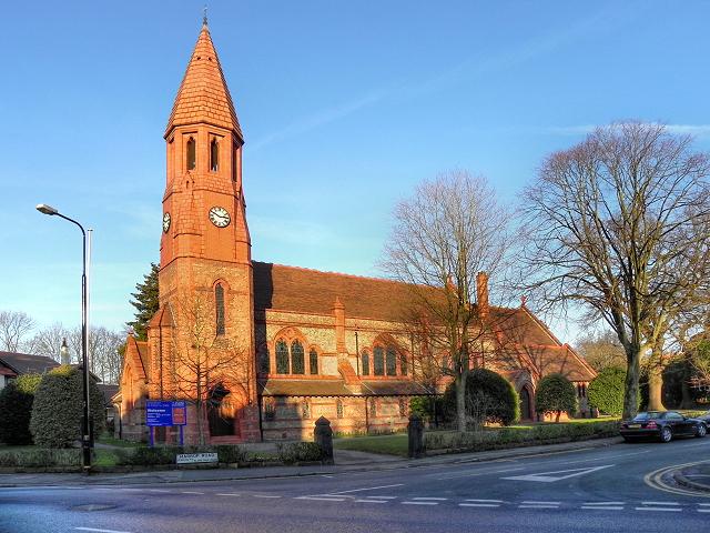 Parish Church of St Peter, Hale
