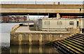 J3474 : Queen's Quay, Belfast (2) by Albert Bridge