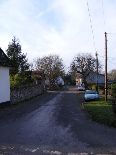 The Street, Mendham