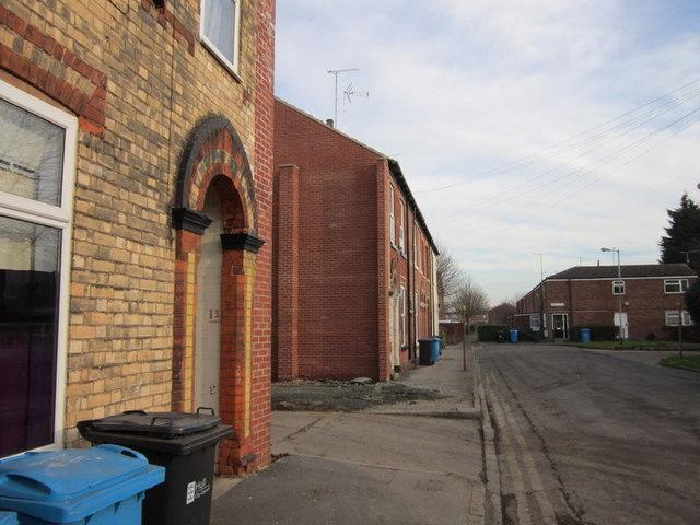 Somerscales Street off Beverley Road, Hull