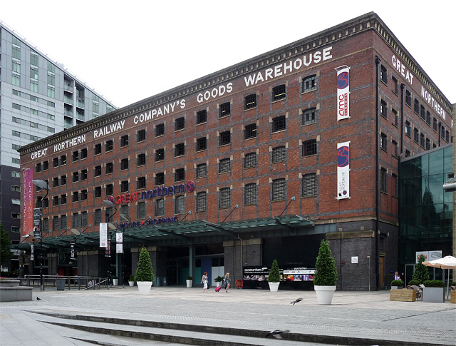 Great Northern Warehouse, Watson Street, Manchester