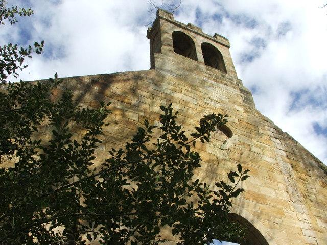 St Helens Church Ruin