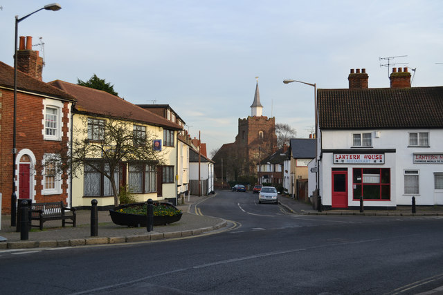 High Street, Maldon, Essex