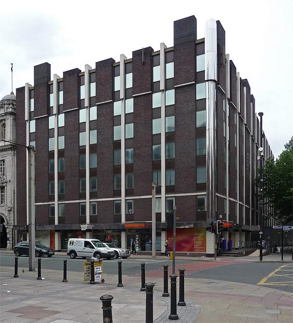 Overseas House, Quay Street, Manchester