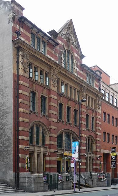 13 Quay Street, Manchester