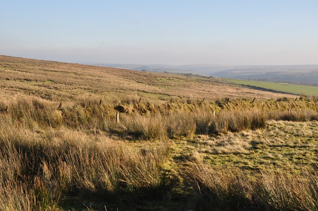 Exmoor : The Moorland