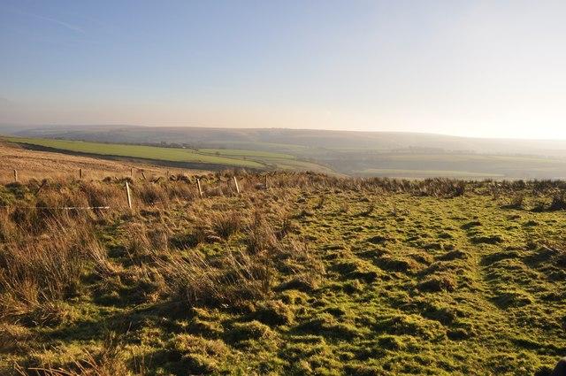 Exmoor : West Somerset Moorland