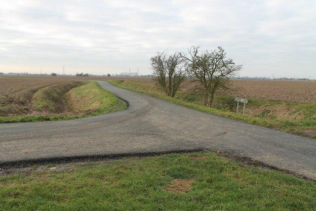 Green Lane and Burtoft Lane Janction