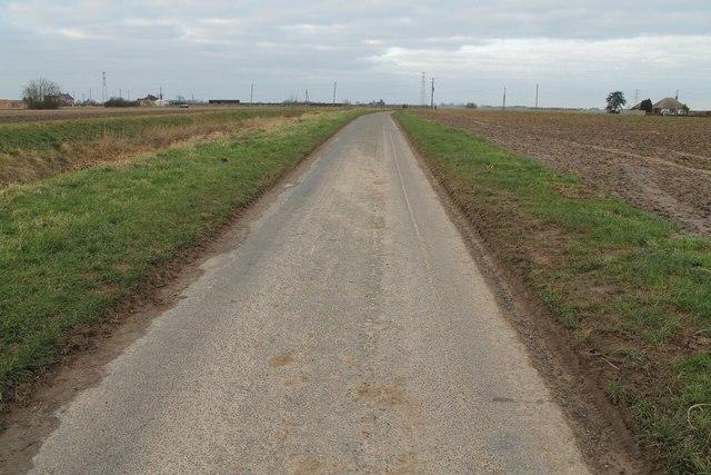 Whitebread road, Kirton End
