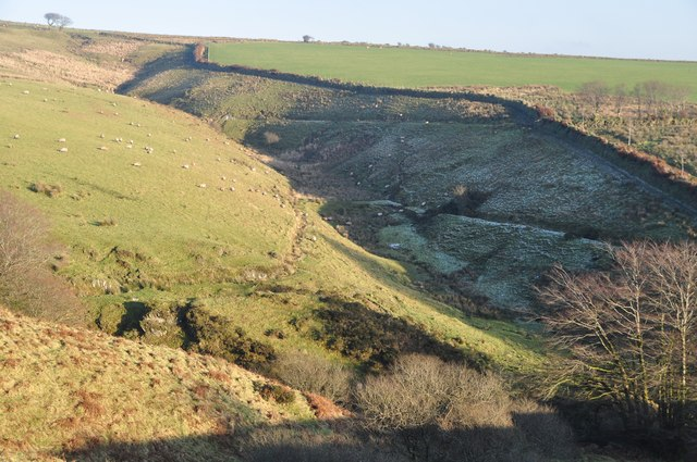 Exmoor : Tangs Bottom