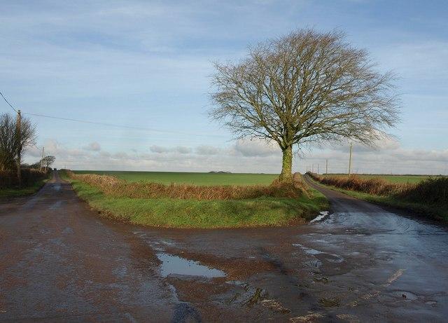 Ashridge Moor Cross