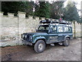 SZ0387 : Scout and Guide Land Rover by Maigheach-gheal